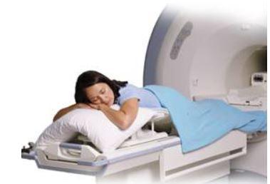 Специальная укладка на МРТ молочной железы